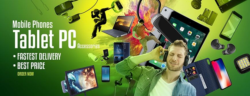 Mobile Phone and Tablet PC Accessories