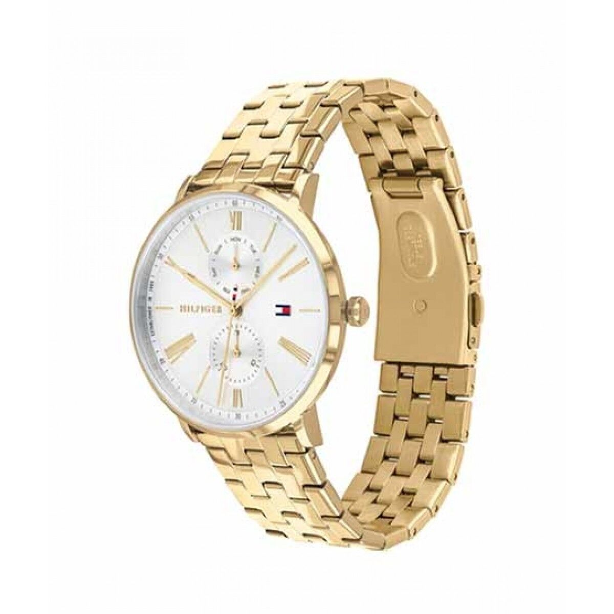 Tommy Hilfiger Multi dial Women's Watch Gold (1782069)