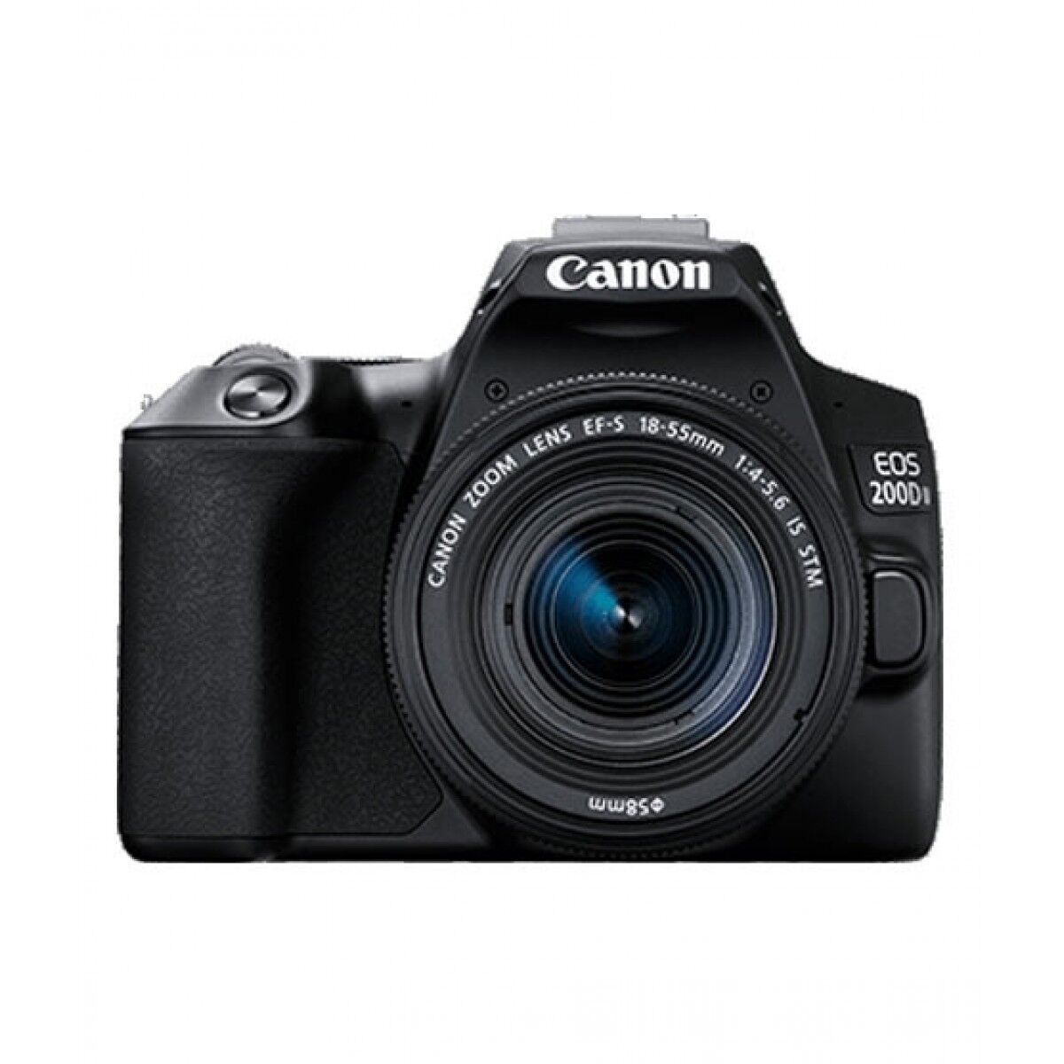 Canon EOS 200D II DSLR Camera With EF-S 18-55mm IS STM Lens