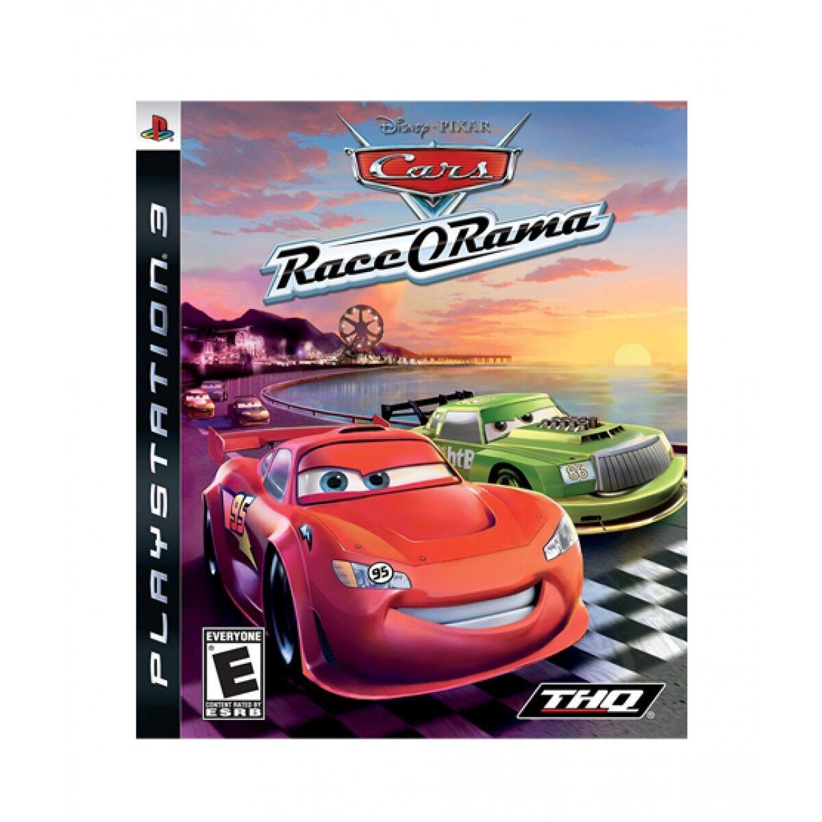 Cars Race O Rama For PS3 Game
