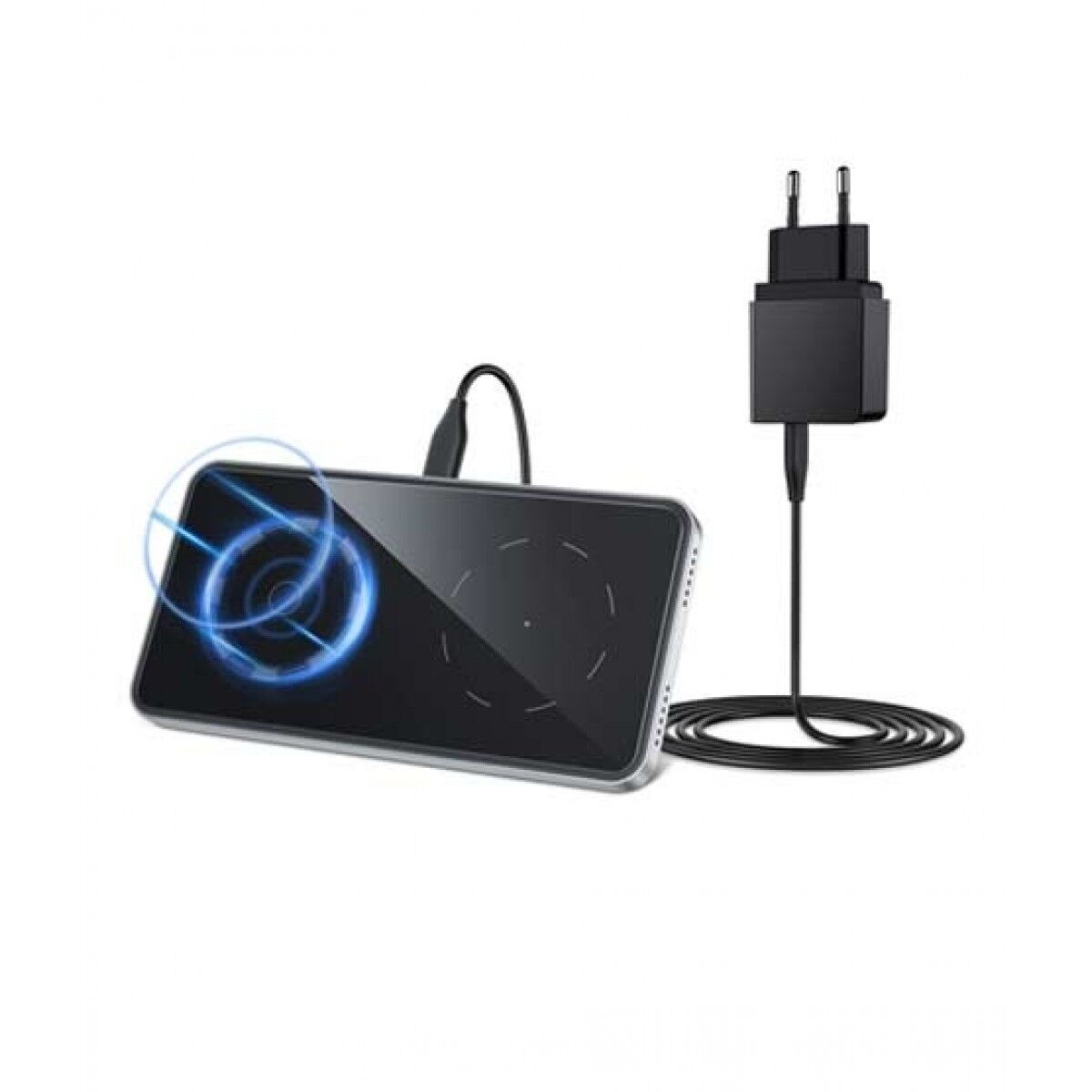 ESR HaloLock 2 in 1 Magnetic Wireless Charging Station