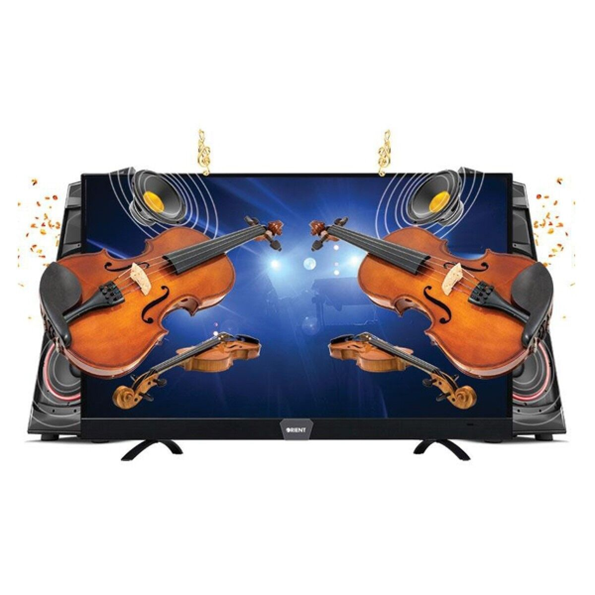 "Orient Violin 55"" FHD Smart LED TV (55S)"