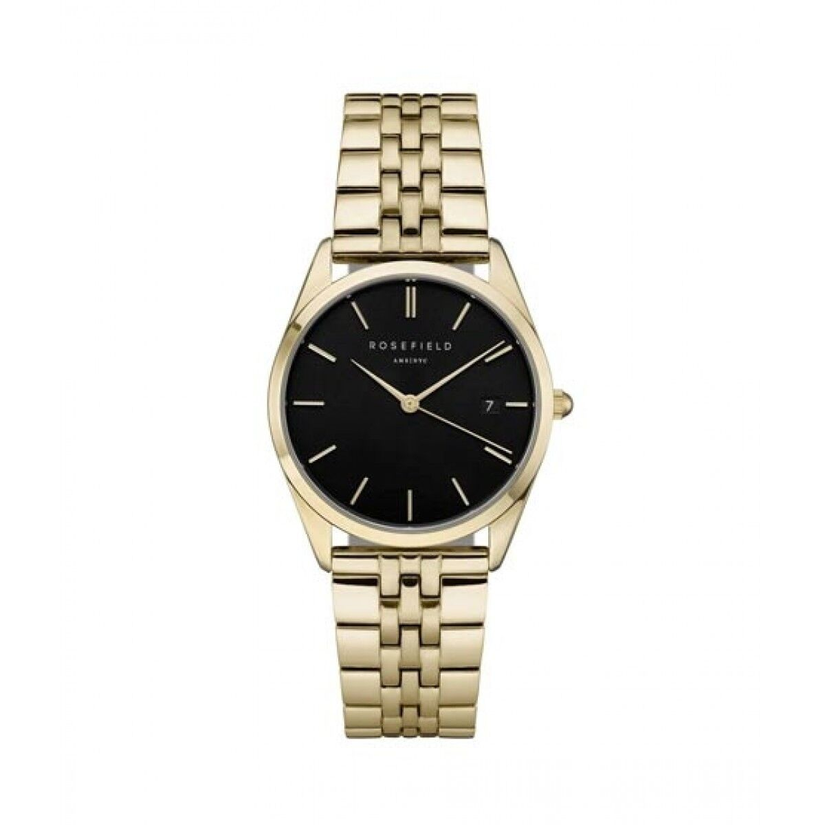 Rosefield The Ace Women's Watch Gold (ACBKG-A13)