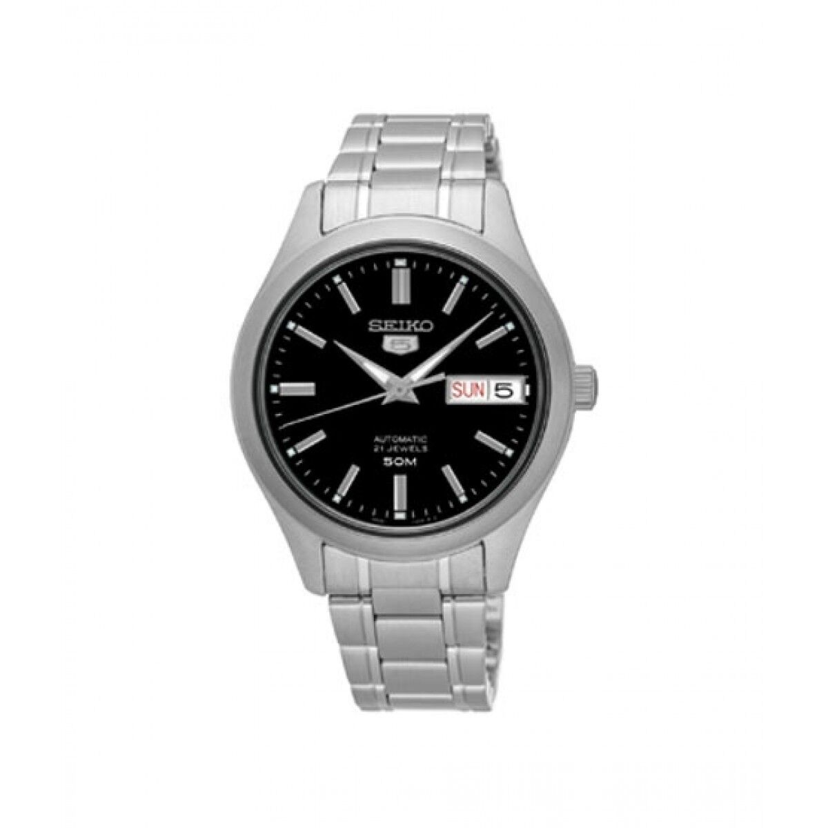 Seiko Classic Stainless Steel Men's Watch SIlver (SNK883K1)