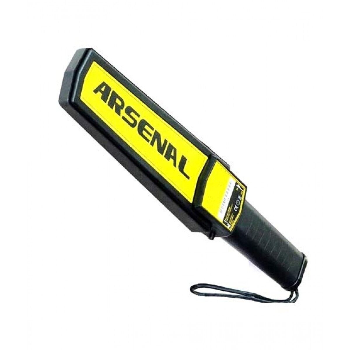 Arsenal Hand-Held Metal Detector For Security