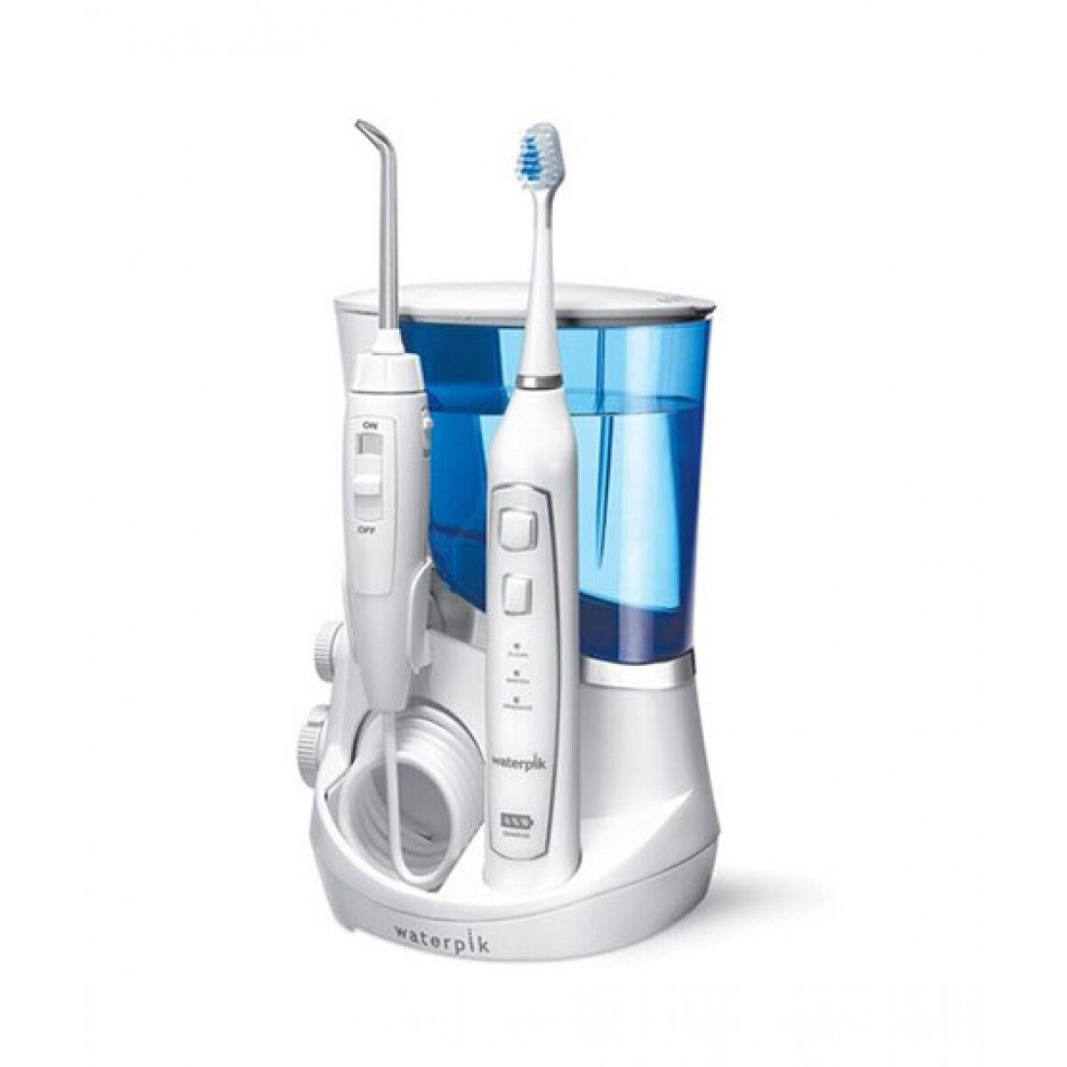 Waterpik Complete Care 5.0 Water Flosser and Sonic Tooth Brush (WP-861W)