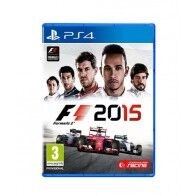 F1 2015 (Formula One) Game For PS4