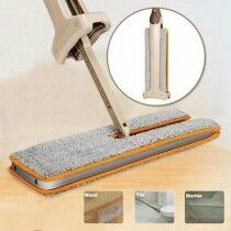 The Emart Double Sided Microfiber Spin Mop