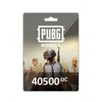 PUBG Mobile 40500 UC - GLOBAL - Email Delivery