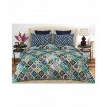 Dynasty King Size Double Bed Sheet (6098-6099)