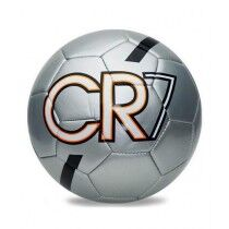M Toys CR7 Hand Stitched Football Silver (1117)