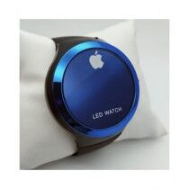 B2C Solution Apple Style LED Watch - Blue