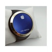 B2C Solution Apple Style LED Watch - Golden