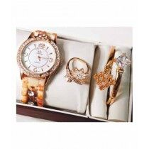 B2CSolution Analog Watch With Bangle For Women (0094)