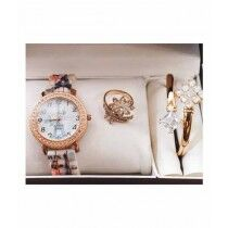 B2CSolution Analog Watch With Bangle For Women (0097)