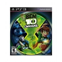 Ben 10 Omniverse Game For PS3