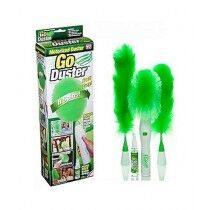 BI Traders Electric Go Duster - Green/White