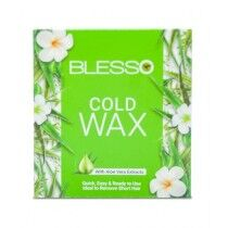 Blesso Cold Wax With Aloe Vera Extracts
