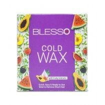 Blesso Cold Wax With Fruity Extracts