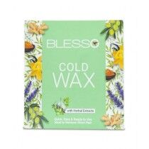 Blesso Cold Wax With Herbal Extracts