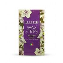 Blesso Waxing Strips Lavender