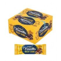 CandyLand Novella Biscuit Chunks Chocolate Pack Of 24pcs