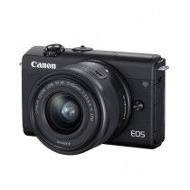 Canon EOS M200 Mirrorless Digital Camera with 15-45mm Lens