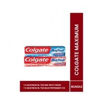 Colgate MaxFresh Toothpaste 75g - Pack Of 2