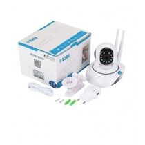 Consult Inn Elanfly 1080p HD Wireless Security Camera White