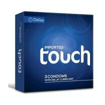 Discounted Store Touch Delay Condom Pack Of 3