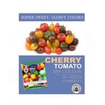 Diy Store Cherry Tomato Mix Seeds (0049)