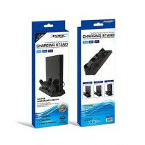 Dobe Multi Functional Charging Stand With Cooling Fan For PS4 (TP4 023B)