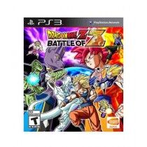 Dragon Ball Z Battle of Z Game For PS3