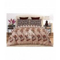 Dynasty King Size Double Bed Sheet (5840-5841)