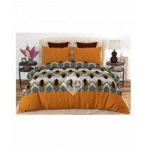 Dynasty King Size Double Bed Sheet (6051-6052)