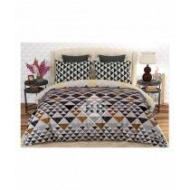 Dynasty King Size Double Bed Sheet (6071-6072)