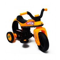 Easy Shop Battery Operated Bike For Kids Yellow