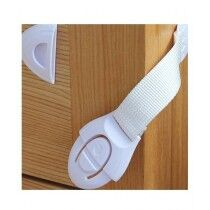 Easy Shop Baby Safety Cabinet Lock White