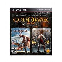 God Of War Collection Game For PS3
