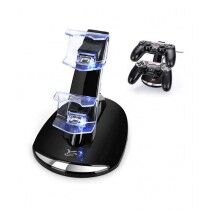 GS Store Controller Charging Stand For PS4 Black