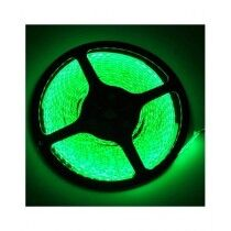 Kaka Mart Green Led Strip Along With Connector - 5 Mtr