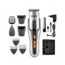 Kemei 8 in 1 Shaver & Trimmer Grooming Kit (KM-680A)