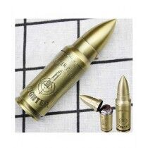 M. Mart Metal Bullet Shape Lighter