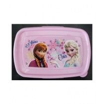 M Toys Anna & Elsa Cartoon Character Lunch Box for Kids