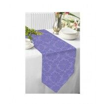 Maguari Jacquard Table Runner Light Purple (0506)