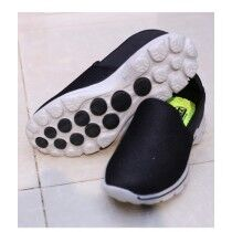 MM Mart Casual Shoes For Unisex Black (1350)