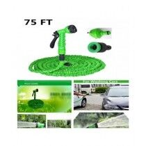 Muzamil Store Hose Pipe For Garden & Car Wash Green