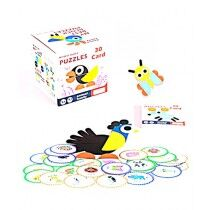 Next Gen Digital & Manual Learning Animal Puzzle For Kids (S333624)