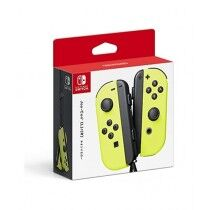 Nintendo Switch Neon Yellow Joy-Con Controller