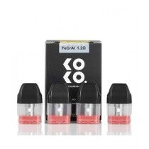 Uwell Caliburn Koko 1.2ohm Replacement Pods - Pack Of 4